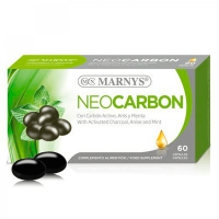Neocarbon - 60 capsules - Marnys