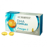 Dha complex - 60 capsules - Marnys