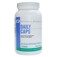 Daily caps - 75 capsules - Universal Nutrition