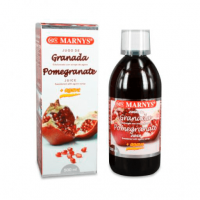 Pomegranate juice - 500ml - Marnys