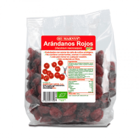 Red cranberries bio - 125g - Marnys