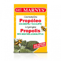 Candies propolis with menthol & eucalyptus - 36,5 g - Marnys