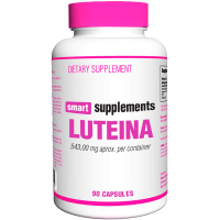 Lutein 543mg - 90 capsules - Smart Supplements