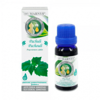 Patchouli essential oil - 15ml - Marnys