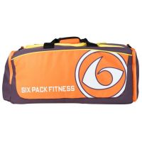 Prodigy Duffel 300 [6pak] Purple Orange Yellow - 6Pack Fitness
