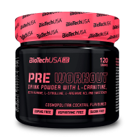 Pre Workout - 120g [BiotechUSA for Hers]
