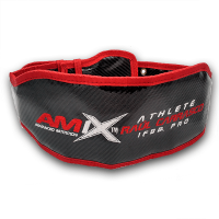 Carbon fiber belt plus for men - Allcomposites