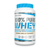 100% pure whey - 908g - Biotech USA