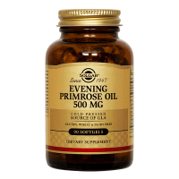 Evening primrose oil 500mg - 90 softgels - Solgar