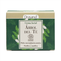 Facial cream tea tree bio - 50ml