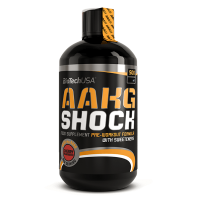 AAKG Shock Extreme - 500ml - Biotech USA