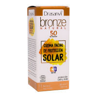 Solar protection facial cream 50 - 50ml