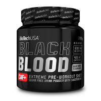 Black blood caf+ - 300g - Biotech USA