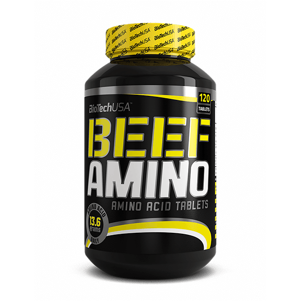 Beef Amino - 120 compresse