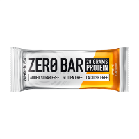 Zero Bar - 50g - Biotech USA