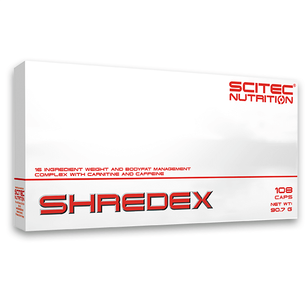 Shredex - 108 capsule Scitec Nutrition - 1
