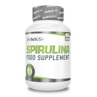 Spirulina - 100 Tablets