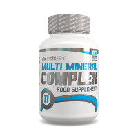 Multimineral Complex - 100 Tabletas - Biotech USA
