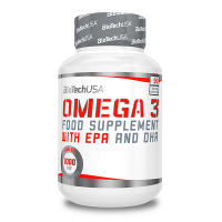Omega 3 - 90 Softgels - Biotech USA