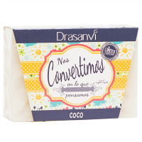 Coconut soap - 100g - Drasanvi