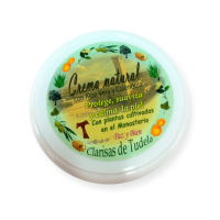 Natural cream aloe vera and calendula - 50ml - El Naturalista