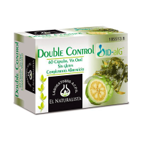 Double-control - 60 capsules