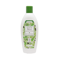 Organic olive oil body lotion - 300ml - Drasanvi