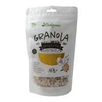 Granola with nuts and seeds - 200g - Gudgreen
