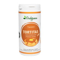 Tortitas con Chocolate - 600g [Gudgreen]