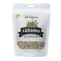 Bio hulled hemp seeds - 200g - Gudgreen