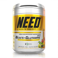 BCAAs + Glutamina - 300g [Need Health Project]