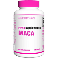 Maca - 100 capsules - Smart Supplements
