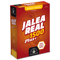 Royal jelly 1500 plus - 20 vials