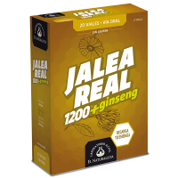 Royal jelly 1200 wiht ginseng - 20 vials