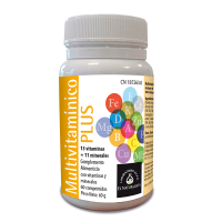 Multivitamínico plus - 60 tablets