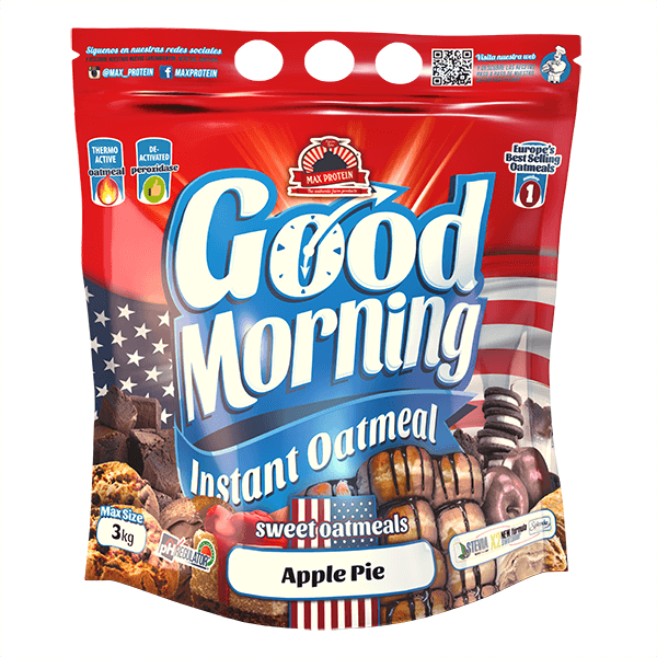 Good Morning! Instant Oatmeal - 3 kg