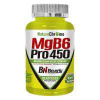MgB6 Pro 450 - 90 cápsulas [Beverly] - Beverly Nutrition