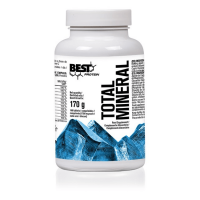Total mineral 1700mg - 100 comp - Best Protein