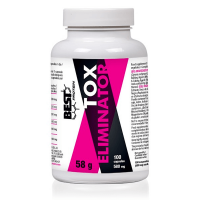 Tox-Eliminator 580mg - 100 cápsulas