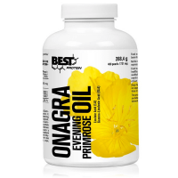 Onagra oil 715mg - 400 softgels - Best Protein