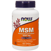 Msm 1500mg - 100 tablets