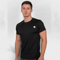 Camiseta Hombre Advance Performance Raglan Crew de Gold's Gym