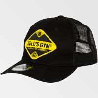 Vintage patch mesh cap - Gold's Gym