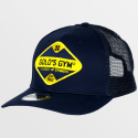 Gorra Vintage Patch Mesh [Golds Gym]