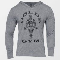 Muscle joe tri-blend hoodie - Gold's Gym