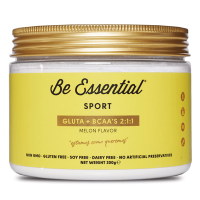 Gluta + bcaa 2:1:1 - 300g - Be Essential