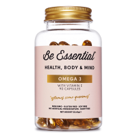 Omega 3 - 90 Cápsulas [Be Essential] - Be Essential