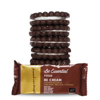 Be cream (organic protein cookies) - 4ds - Be Essential