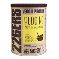 Veggie protein pudding - 350g - 226ERS