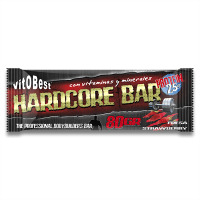 Hardcore BAR - 80 g - VitoBest